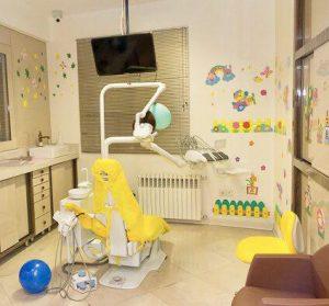 دندانپزشکی کودکان اطفال دکتر قدیمی