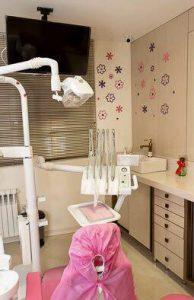 دندانپزشکی کودکان دکتر قدیمی