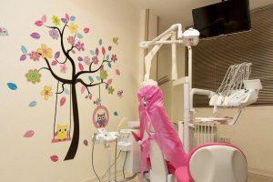 دندانپزشکی کودکان اطفال